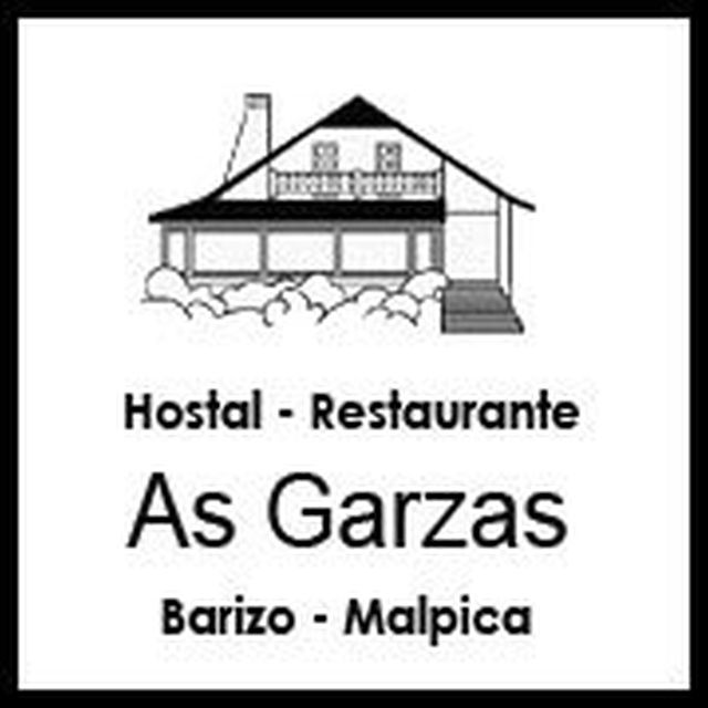 AS GARZAS LOGO