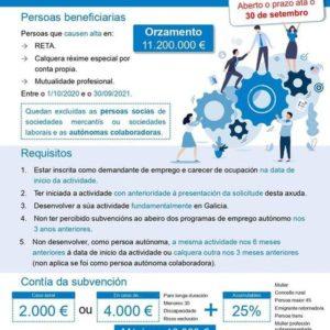 PROGRAMA DE PROMOCIÓN DO EMPREGO AUTÓNOMO